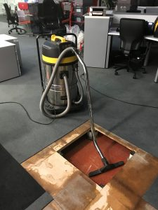 Commercial Cleaning Processes