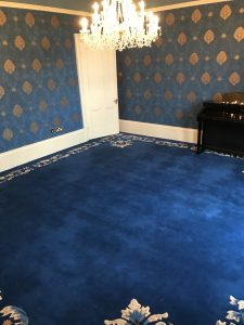 Domestic carpet cleaning - restore your carpets to their best