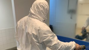 Commercial Cleaning and Sanitising Services